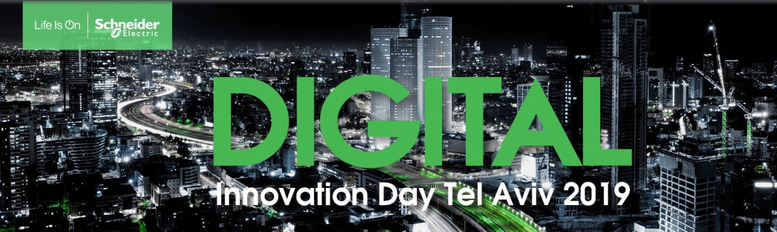 Digital innovation day schneider electric