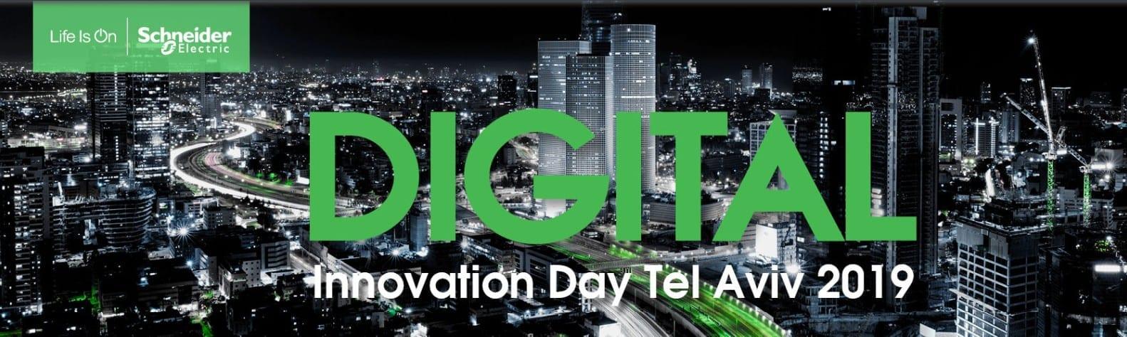 Digital innovation day schneider electric