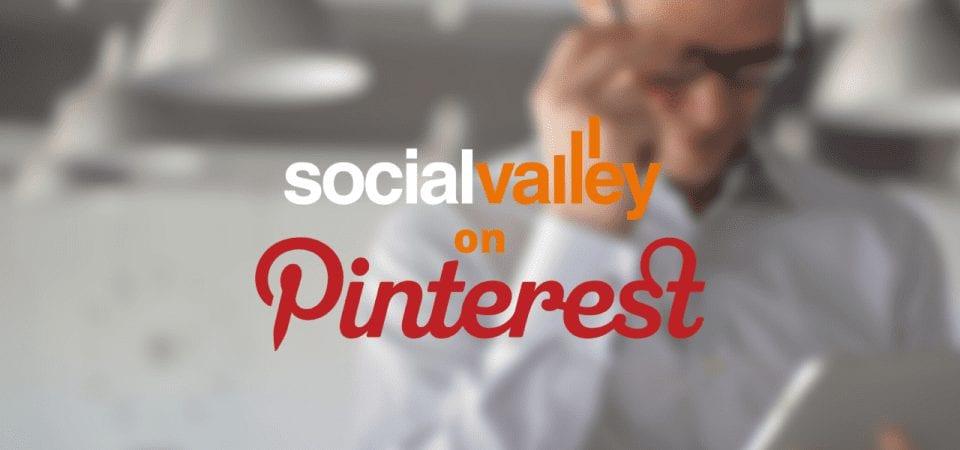socialvalley pinterest digital marketing